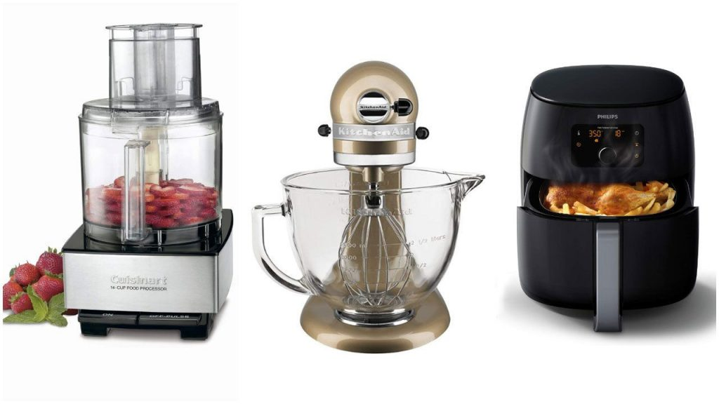 home appliances examples